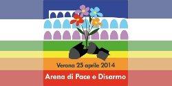Verona 25 aprile 2014 - Arena di Pace e Disarmo