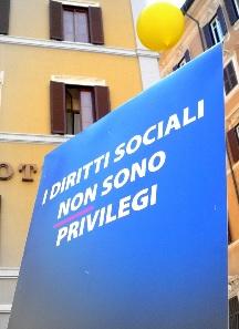 Diritti non privilegi