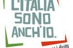 """Associazioni varie - Ferma la legge di riforma sulla Cittadinanza. La protesta delle associazioni della campagna """"l'italia sono anch'io"""""""