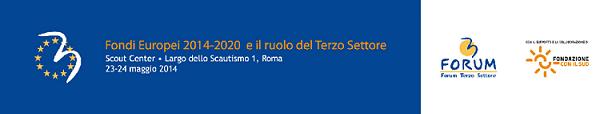 Fondi Eu 2014-2020 e Terzo Settore
