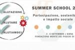 Fondazione Fortes - Summer School 2014, Siena 3 – 6 Settembre 2014