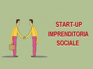 Start-up-imprenditoria sociale