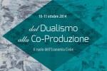 Le Giornate di Bertinoro per l'Economia Civile - Dal dualismo alla co- produzione: il civile al centro del nuovo modello di sviluppo