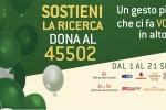 """AISLA - """"Un contributo versato con gusto"""" per celebrare la Giornata nazionale sulla Sla in 120 piazze italiane"""
