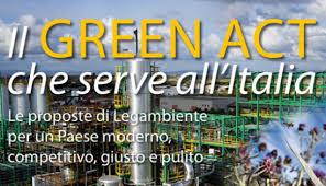 green act legambiente