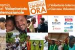 XXII Premio del Volontariato Internazionale 2015 promosso da FOCSIV