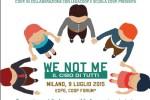 """Ancc-Coop - """"We, not me. Il cibo di tutti"""". Il 9 luglio ad Expo2015"""