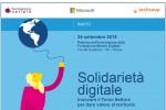 Solidarietà digitale - Innovare il Terzo settore per per dare valore al territorio