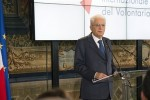Terzo settore: il Forum incontra il Presidente Mattarella