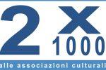 2 per mille alle associazioni culturali 2016