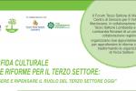 FTS Mantova con FTS Lombardia - La Sfida culturale delle riforme per il Terzo Settore: rileggere e ripensare il ruolo del terzo settore oggi