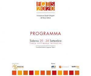 Copertina programma salerno settembre2016
