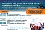 """FTS Calabria - """"Reti e progettazioni socio educative in Calabria"""". Un seminario di studio"""