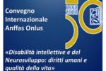 Anffas - Disabilità intellettive e del neurosviluppo: diritti umani e qualità della vita