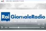 GR2 - Giornale Radio Rai del 09/03/2017
