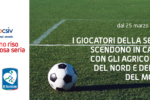 FOCSIV - Anche Lega B Solidale sostiene la campagna contro il caporalato