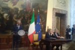 L'Alleanza contro la povertà ricevuta dal presidente del Consiglio Gentiloni