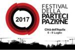 Dal 6 al 9 luglio il Festival della Partecipazione a L'Aquila