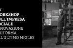 A Riva del Garda il XV Workshop sull'impresa sociale