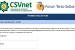 Riforma Terzo settore: Forum e CSVnet lanciano la raccolta di segnalazioni