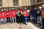 A Napoli cricket in spiaggia con rifugiati e richiedenti asilo