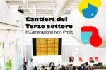 """Instant book """"Cantieri del Terzo settore - RiGenerazione Non Profit"""""""