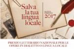 Salva la tua lingua locale: il premio letterario Unpli