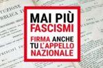 """""""Mai più fascismi"""": le associazioni lanciano l'allarme democratico"""