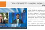 """Terzo settore ed economia sociale"": Reteconomy 12/02/2018"