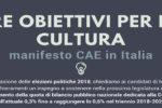 Il Forum Terzo Settore aderisce al manifesto CAE per la cultura