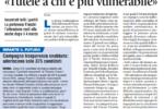 """""""Le priorità del Terzo settore"""" - Avvenire del 03/03/18"""