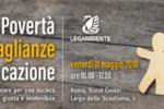 Povertà educativa e disuguaglianze: l'11 maggio il seminario a Roma