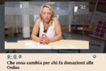 Riforma Terzo settore, le video-pillole di Claudia Fiaschi per Il Sole 24 Ore - maggio 2018