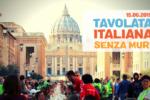 Tavolata italiana SENZA MURI - 15 giugno