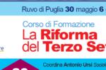 FTS Puglia, un corso di formazione sulla Riforma del Terzo Settore
