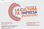 Cultura, patrimonio e attività culturali sono fattori imprescindibili per generare crescita, inclusione, innovazione e occupazione