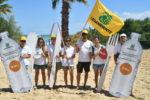#Usaegettanograzie -Con Goletta Verde torna la campagna di Legambienteper contrastare l'inquinamento da plastica monouso
