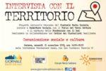 """""""Intervista con il territorio. Comunicazione sociale e cultura"""" - 15 novembre, Matera"""