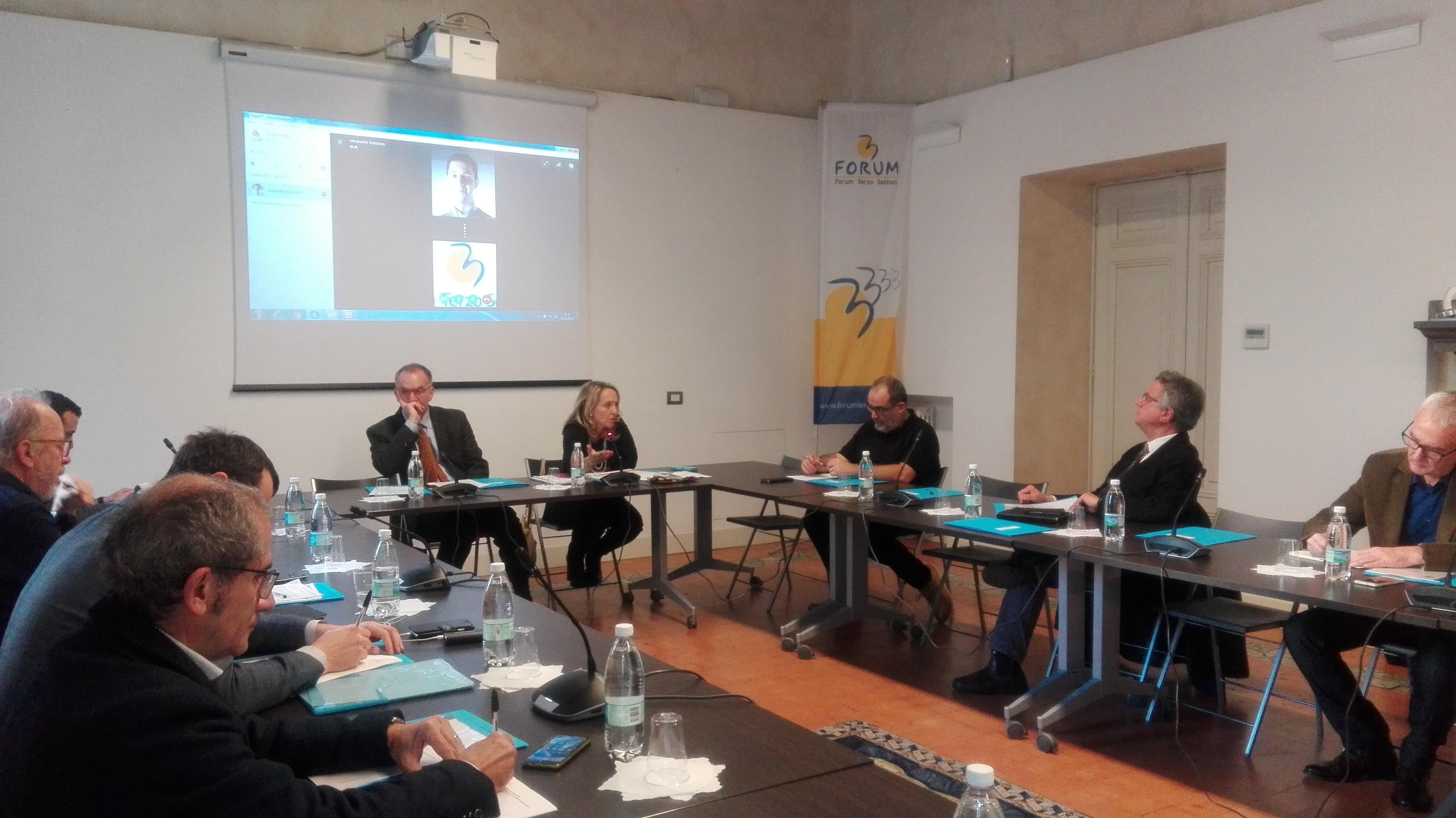 CQA - Incontro con i giornalisti - Novembre 2017