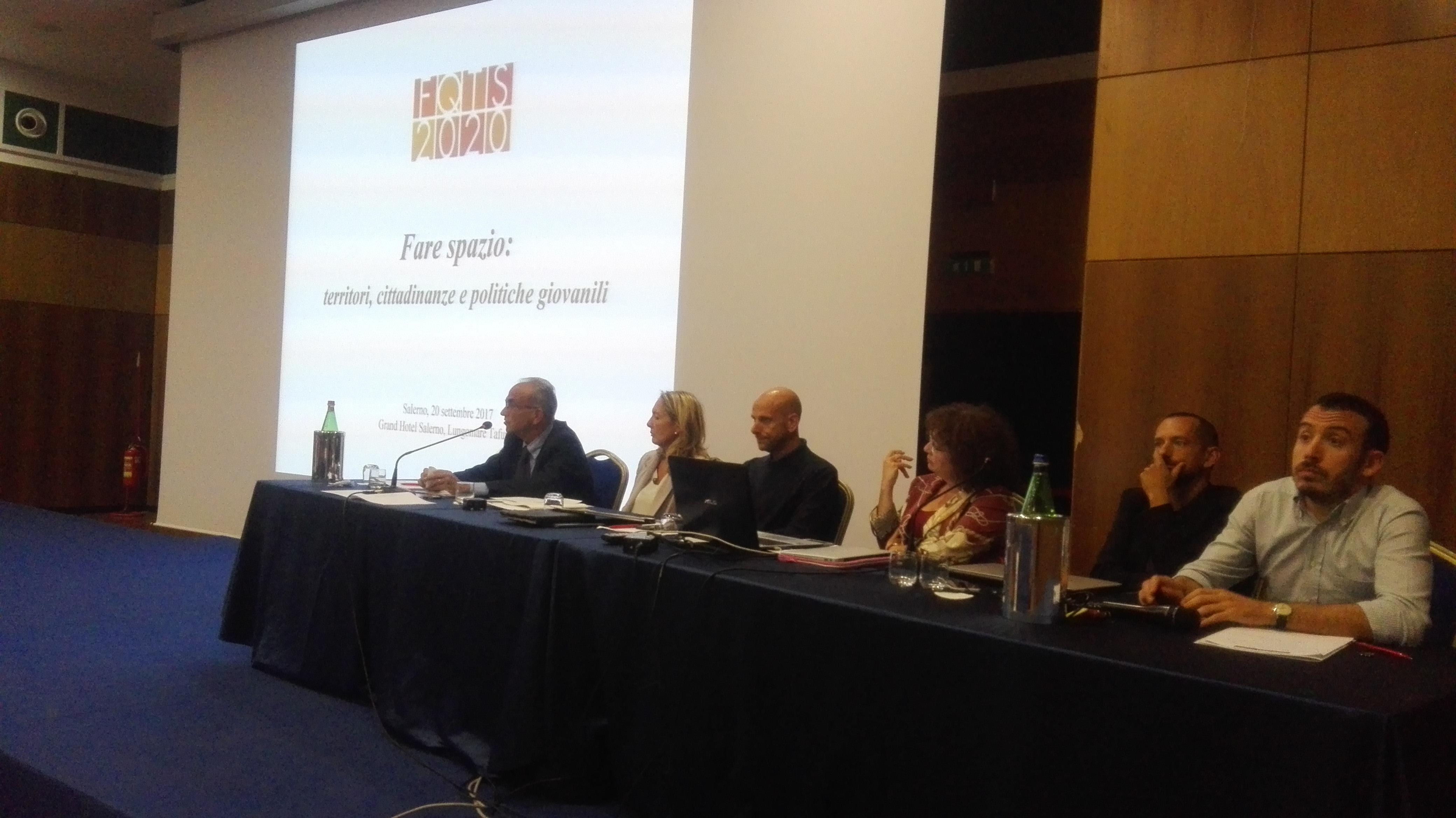 Plenaria FQTS2020 - Settembre 2017
